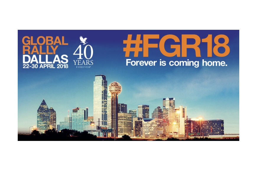 Global Rally in Dallas, meet us there